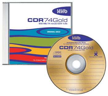 cdr74 gold