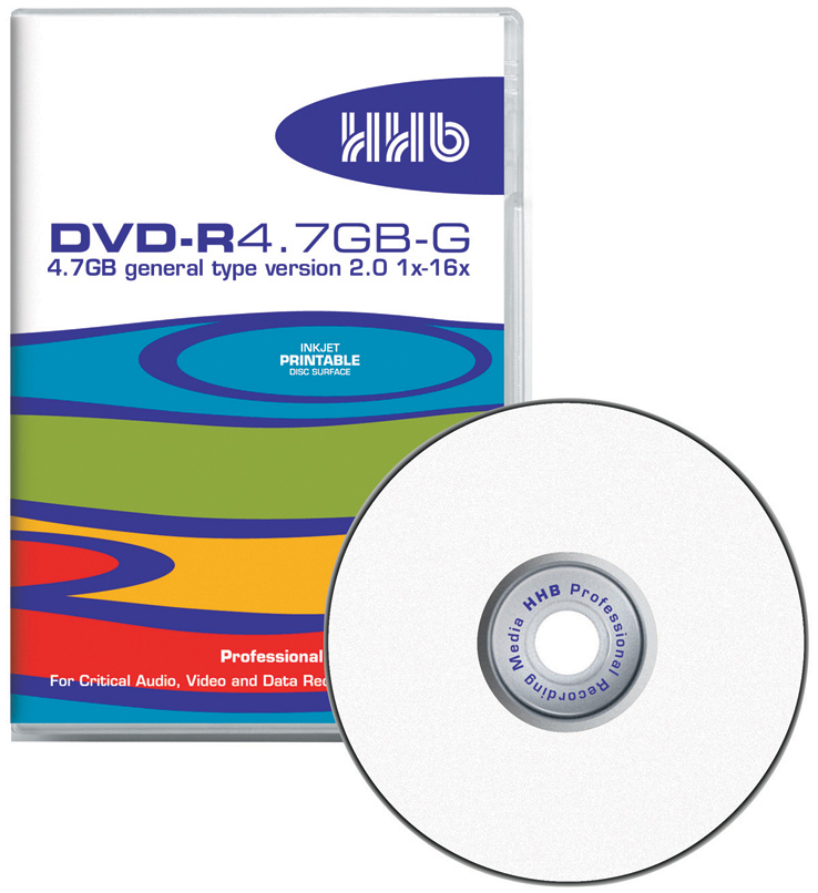 DVD-R4.7GB-G