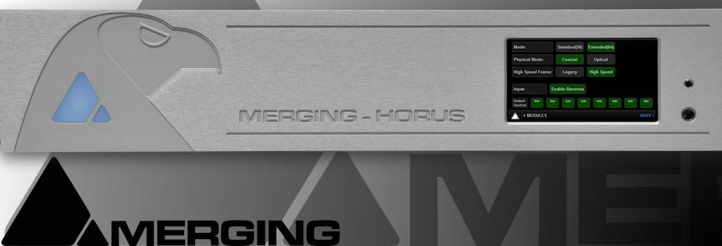 Merging Technologies Horus