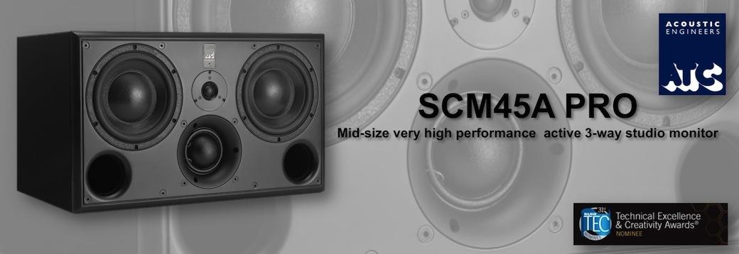ATC SCM45 PRO