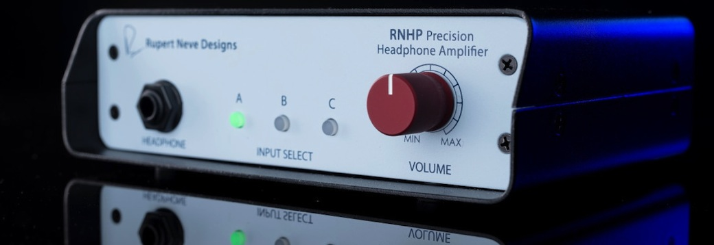 RNHP Precision Headphone Amplifier